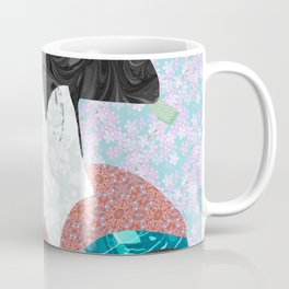 The Bamboo Cutter's Daughter Coffee Mug