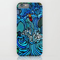 PADDLE THE PLUNGE Slim Case iPhone 6s