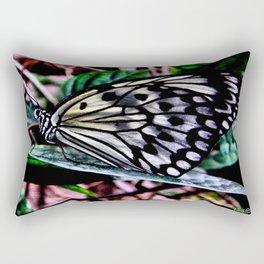 Butterfly Fab Rectangular Pillow
