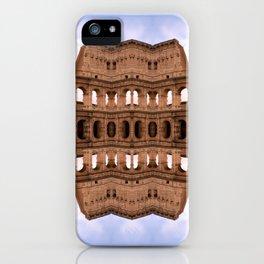 Mirror Coliseum II iPhone Case