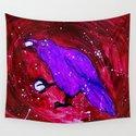 Purple Raven by oceanicinks
