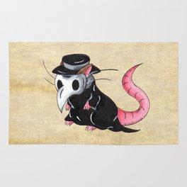 Plague Rat Rug