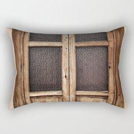 Eronga Warm Window Rectangular Pillow