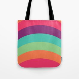 70s Flair Tote Bag