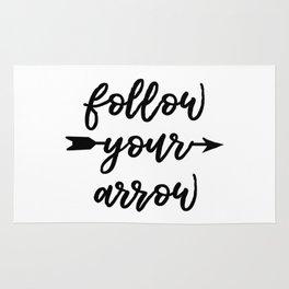 Follow Your Arrow Rug