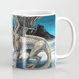 Haunt of the White Dragon Coffee Mug