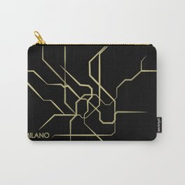 Milano Subway Map Carry-All Pouch