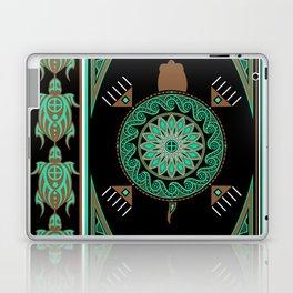 Green Turtle Laptop & iPad Skin