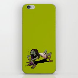 Excorsist iPhone Skin