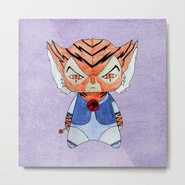 A Boy - Tygra (Thundercats) Metal Print