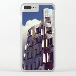 Neuer Zollhof | Frank Gehry | architect Clear iPhone Case