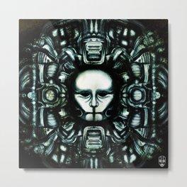 DreamMachine Metal Print