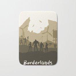 Borderlands Bath Mat