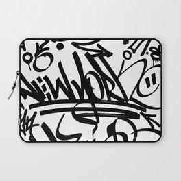 NY Street Laptop Sleeve