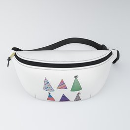 Party Hats Fanny Pack