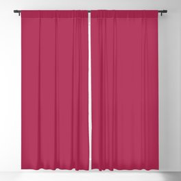 Amaranth Purple Blackout Curtain
