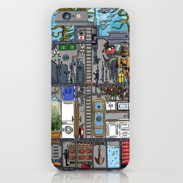 My Submarine iPhone Case