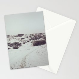 Snow Days in Calgary Stationery Cards