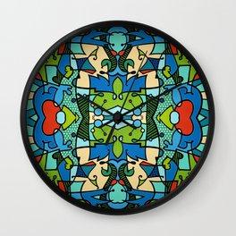 Vert Accord Multi Wall Clock