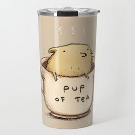 Pup of Tea Travel Mug
