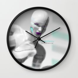 Ascen-Dancy :p Wall Clock