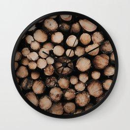 Logged Wall Clock