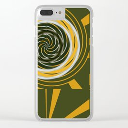 Abstract about Kandinsky Clear iPhone Case
