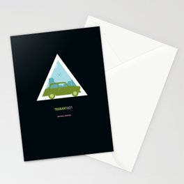 Icotrip - Trabant601 Stationery Cards