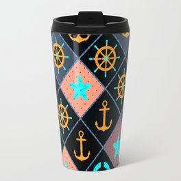 For those who are at sea. Travel Mug