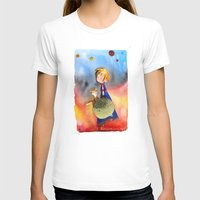 little prince T-shirts featuring Little Prince by Jose Luis Ocana