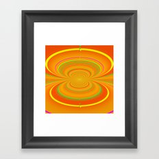 ASTRONOMIE Framed Art Print