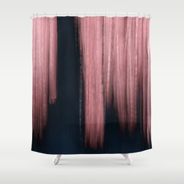 Tattered Tutu Shower Curtain