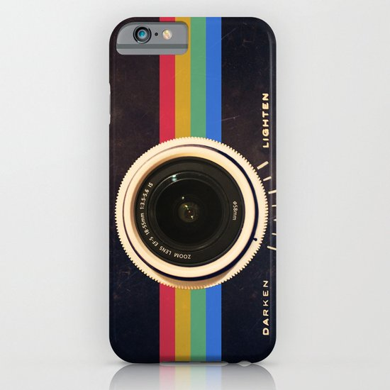Modern Vintage inspired Camera! iPhone & iPod Case