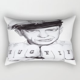 Thug Fife Rectangular Pillow