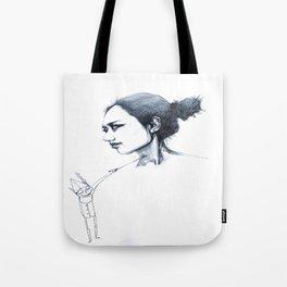 re;5 Tote Bag
