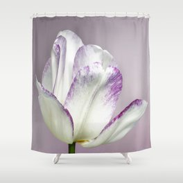 The Tulip Shower Curtain