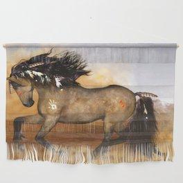 HORSE - Cherokee Wall Hanging