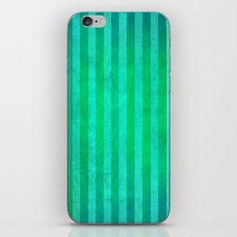 Stripes Collection: Mermaid iPhone Skin