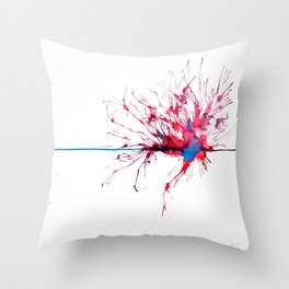 My Schizophrenia (10) Throw Pillow