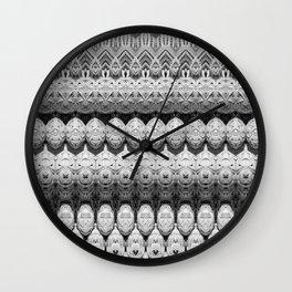 Rattan Wall Clock