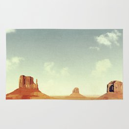 Monument Valley Rug
