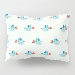 FLOCK OF BIRDS Pillow Sham