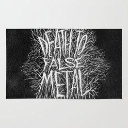 FALSE METAL Rug