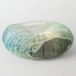 Waves Floor Pillow