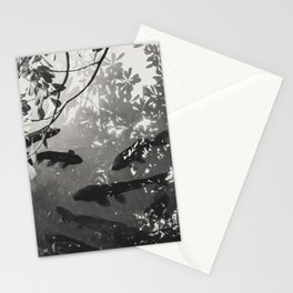 FISH IN THE LAKE  Stationery Cards