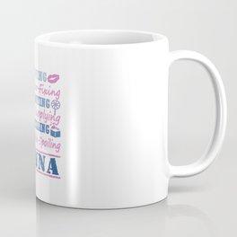 I'M A PROUD NONNA! Coffee Mug