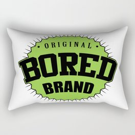 Original bored brand Rectangular Pillow