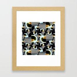 'King Yc' 2 Framed Art Print