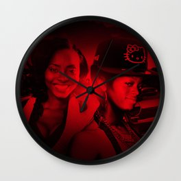 compo Wall Clock