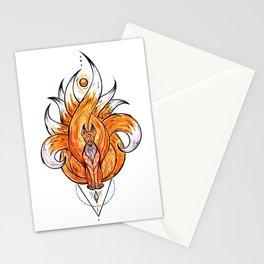 Kitsune ~ Stationery Cards